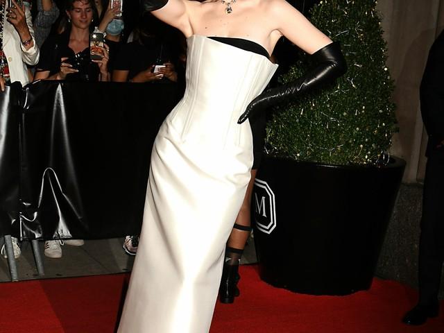 Did Gigi Hadid get the 'best' of the Prada looks at the 2021 Met Gala?