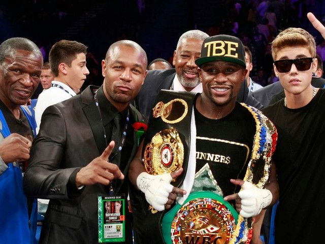 Floyd Mayweather's record - how has the boxing legend performed in his career ahead of Conor McGregor fight?