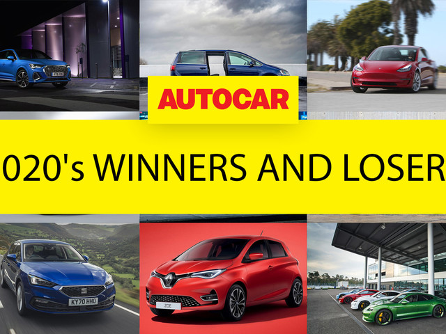 Winners and losers in the 2020 UK car market