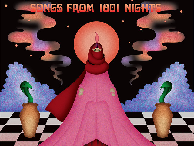 Ouzo Bazooka – Songs From 1001 Nights (Stolen Body Records)