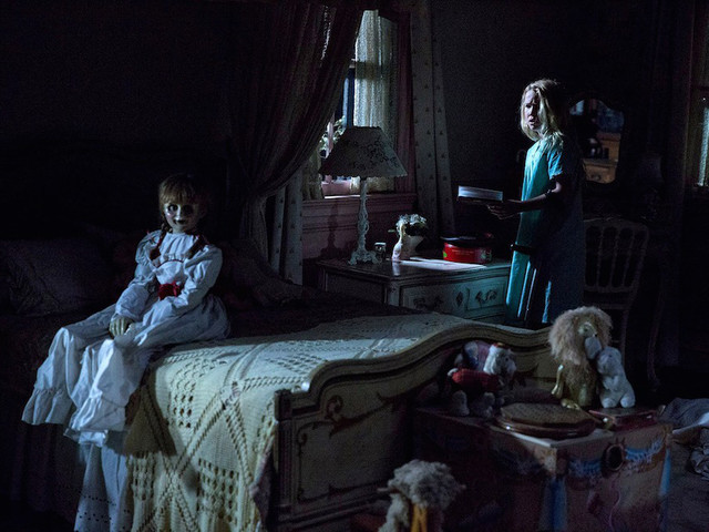 'The Conjuring' Series, Spinoffs Top $1 Billion at Worldwide Box Office