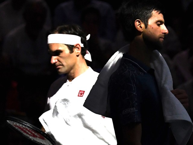 Roger Federer just downplayed Novak Djokovic's greatest achievement