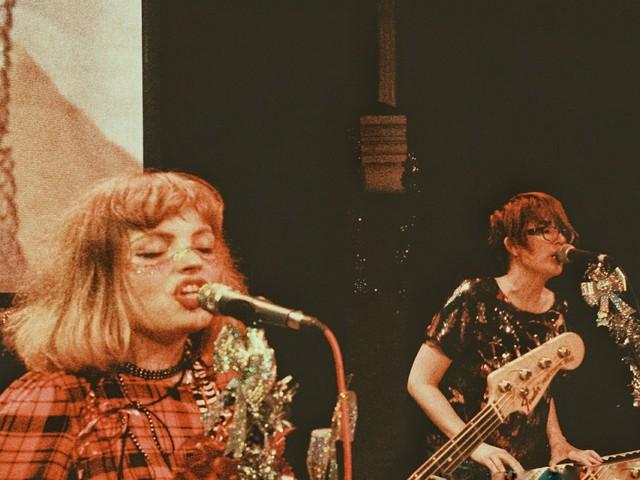 Very Sickmas – feat. ILL, Nun Habit, Deb Jump DJ + Pink Kink DJ set: Live Review