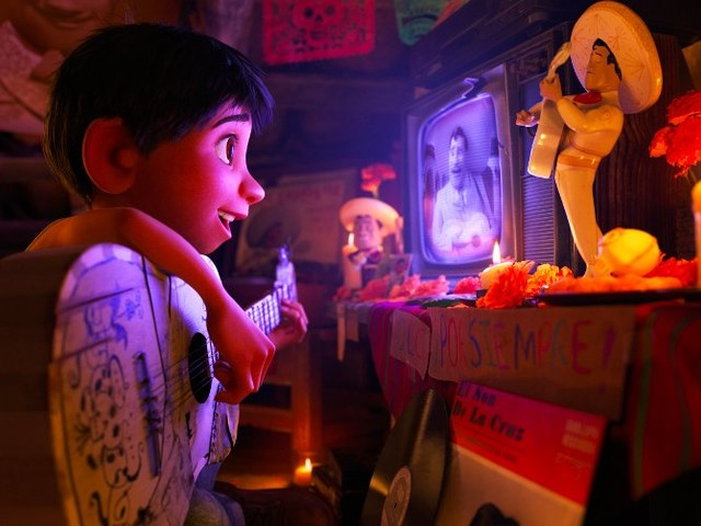 Pixar's 'Coco' tops 'Justice League' to win the Thanksgiving weekend box office (DIS)