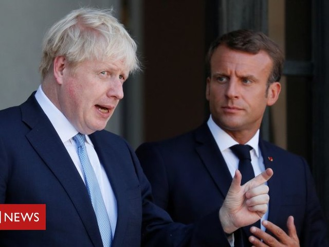 Macron: EU Brexit deal decision 'at end of the week'