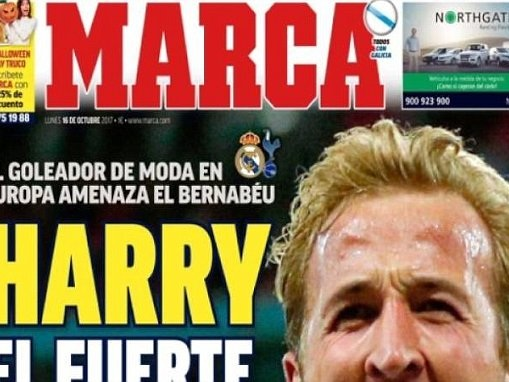 Spanish newspaper Marca cause outrage with Tottenham claim