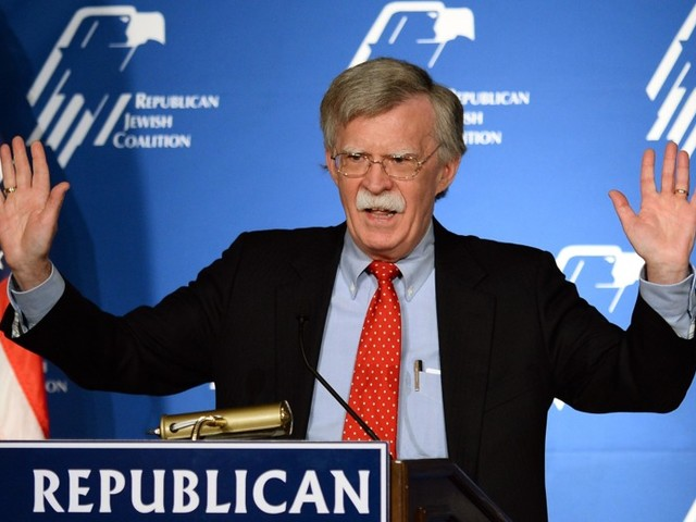 Why Does John Bolton Defend Islamophobes?