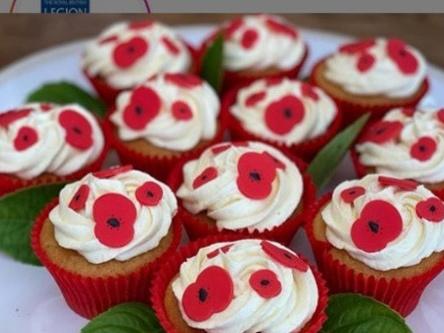 Duke and Duchess of Cambridge bake for veterans
