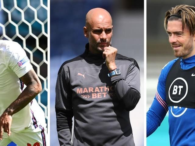 Manchester City transfer news LIVE