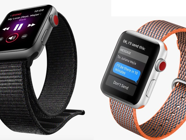 Apple Watch Series 3 Case and Band Combinations (Still) Don't Make Sense