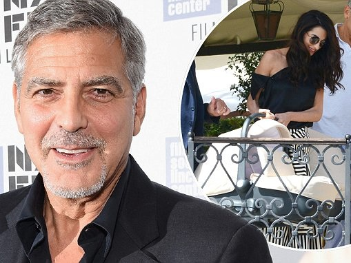 George Clooney gifted 14 of his friends $1.3million each