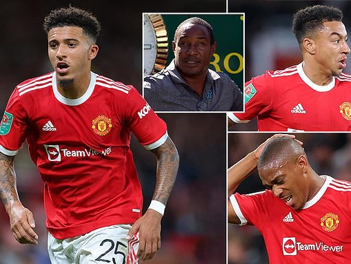 'This is not FIFA!' Paul Ince calls out Jadon Sancho over £73million winger's showboating