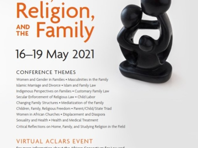 Law and religion round-up – 9th May
