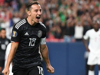 Alvarez, Guardado, Jimenez lead Mexico XI against Martinique