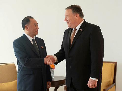 Trump awaits Kim letter as nuclear talks make progress