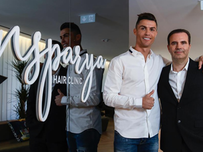 Cristiano Ronaldo hair transplant clinic: What is it, how much it'll cost & full details