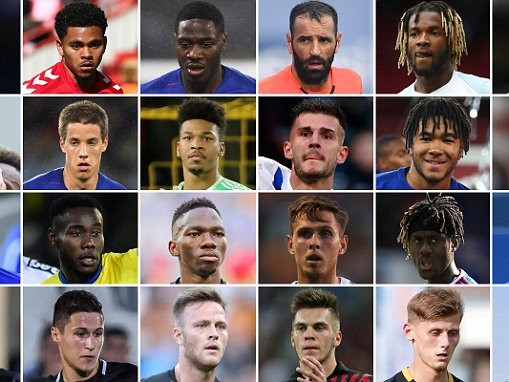 Chelsea's loan army! Blues have already sent out 31 players this summer