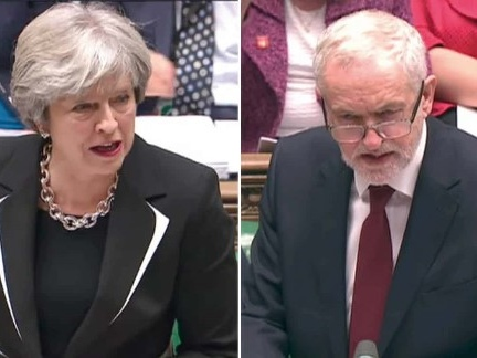 PMQs Sketch: Were Her Strepsils Swapped for Performance Enhancers?