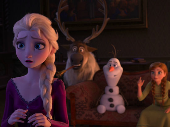 'Frozen II' Film Review: Elsa Belts Again in Entertaining, Unnecessary Sequel