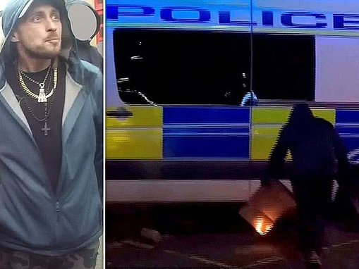 Bristol police arrest man, 25, for alleged arson after video appeal over Kill The Bill riot