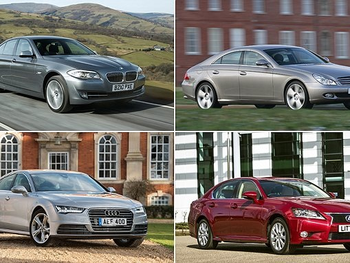 The most reliable second-hand luxury cars