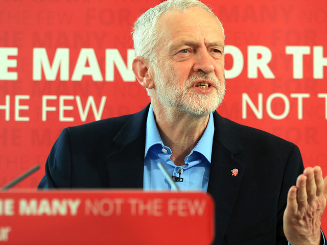 Jeremy Corbyn Facing Pressure To Toughen Up Labour Manifesto Message On Immigration