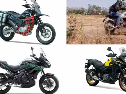 Best Bikes In India For Adventure Touring Under INR 10 lakh