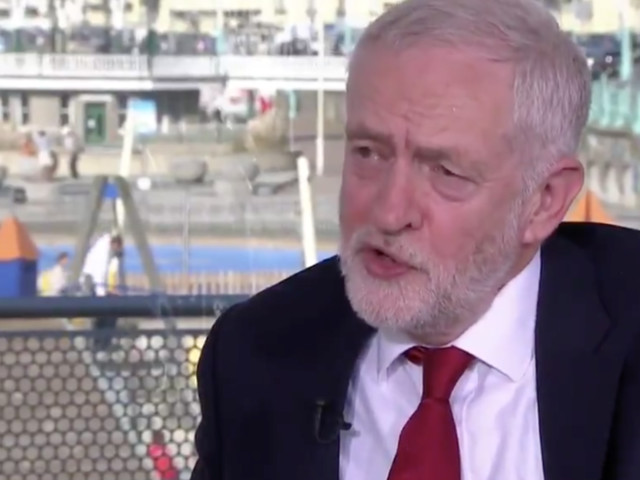 Jeremy Corbyn: I Will 'Be With' Workers On Illegal Strikes