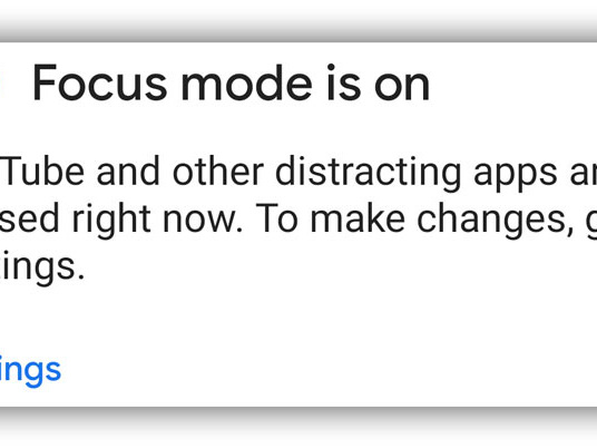 How to Use Focus Mode on Android to Avoid Distractions