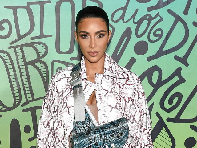 Kim Kardashian Confirms Family Wasn't Asked to Be at Caitlyn Jenner's 'I'm a Celeb' Exit