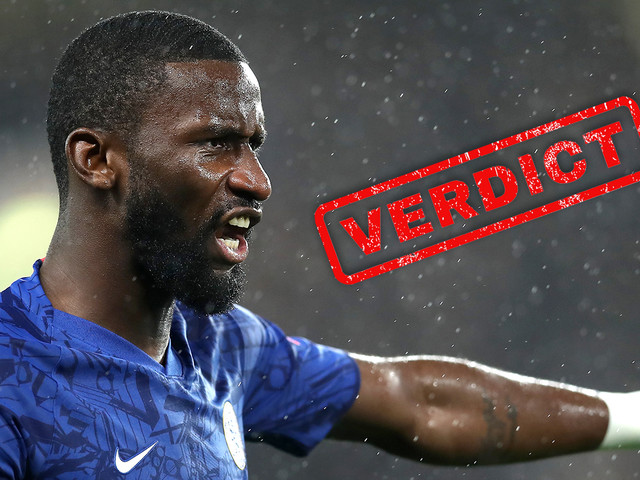 Antonio Rudiger's return in defence is the presence needed to help seal top four finish