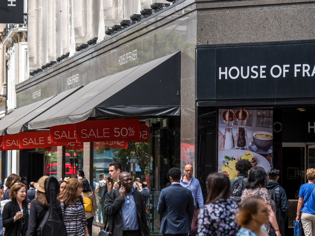 Does House of Fraser Owe You A Refund Or Gift Card? Here's What You Can Do