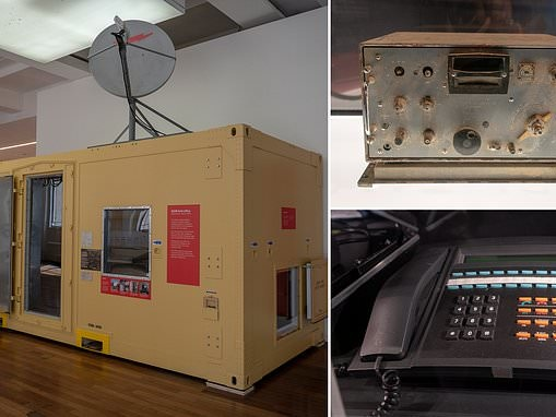 Spies reveal life on the front line in new Science Museum exhibition