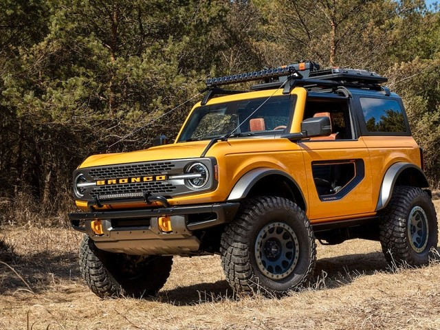 How to figure out which version of the all new 2021 Ford Bronco line of SUVs is right for you