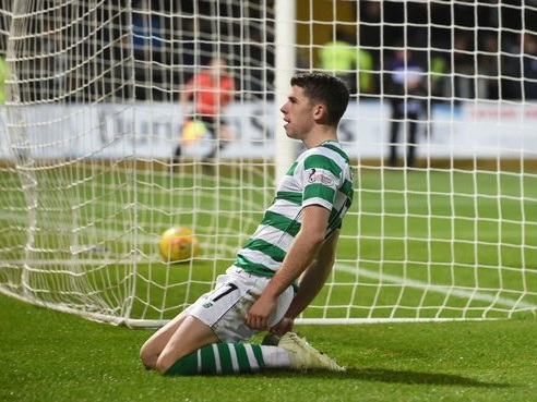 'He's been brilliant': 14-cap int'l names the Celtic player who has really impressed him in training