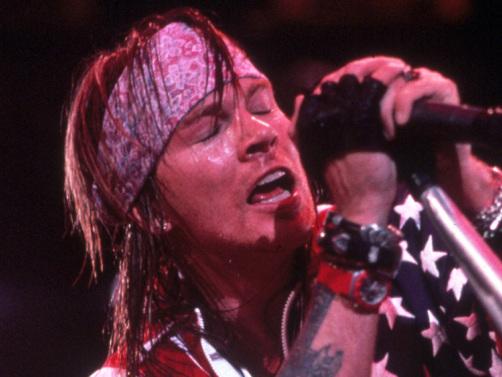 Guns N' Roses, U2 Top Mid-Year Touring Tally