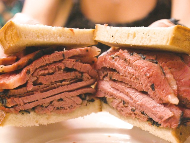 We tried four of the top-ranked pastrami sandwiches in New York — here is the best one