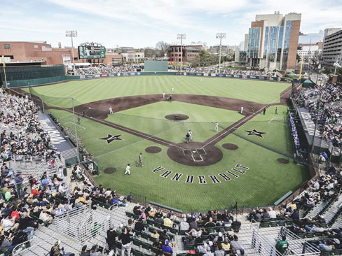 Fans invited to Hawkins Field for College World Series watch parties