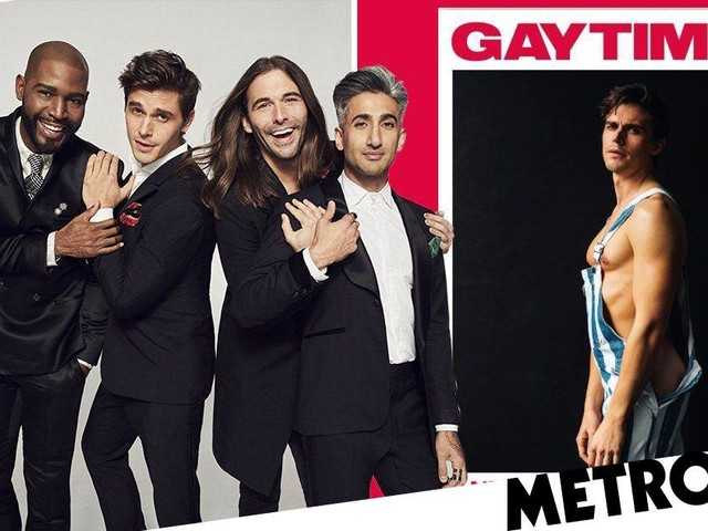 Queer Eye's Antoni Porowski calls his sexuality 'fluid': 'I've never had a label for myself'