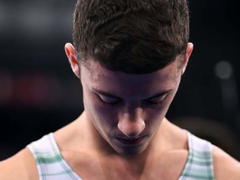 Tokyo Olympics: Rhys McClenaghan seventh in men's pommel horse final