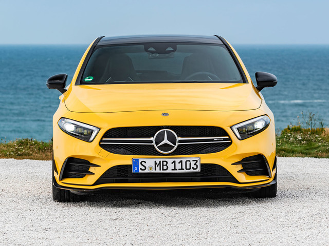 302bhp Mercedes-AMG A35 priced from £35,580
