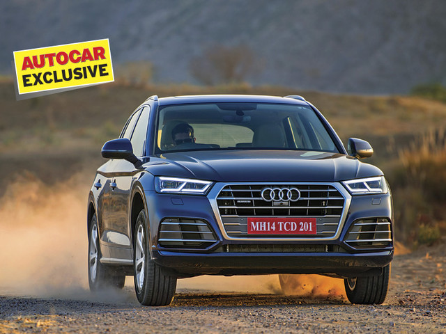 Review: 2018 Audi Q5 diesel India review, test drive