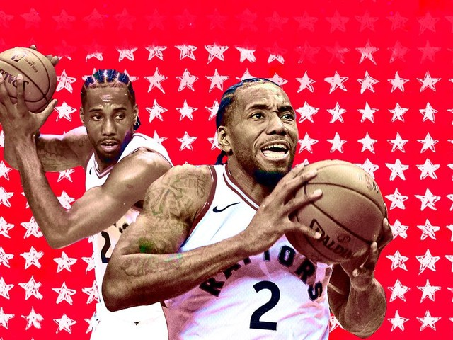 How Kawhi Leonard prevents the Warriors from being THE WARRIORS