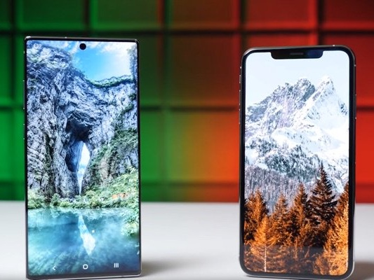Samsung Galaxy Note 10+ gets drop tested (Video)