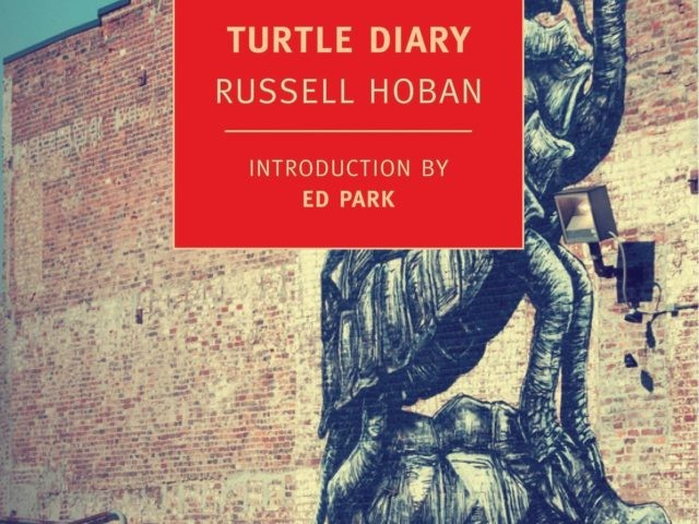 25 Books in 25 Days: #13 Turtle Diary