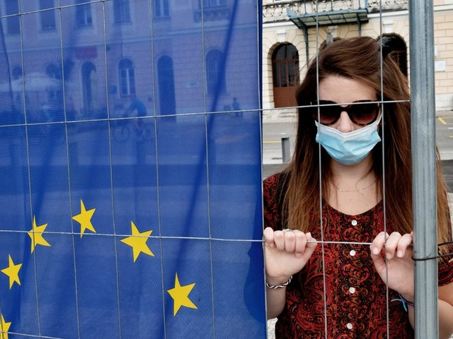The European Union's $826 billion stimulus plan to battle the coronavirus is 'too small and too late,' analysts say
