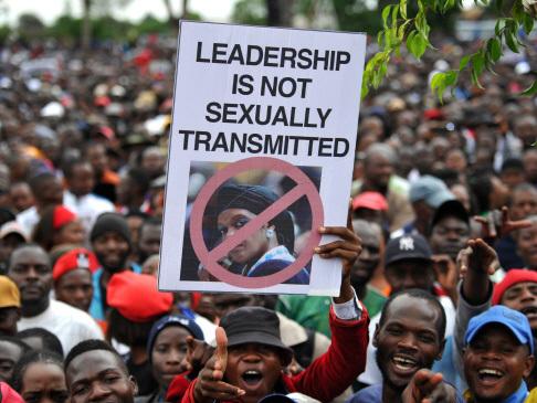 Mnangagwa replaces Mugabe as ZANU-PF party chief (Updated)