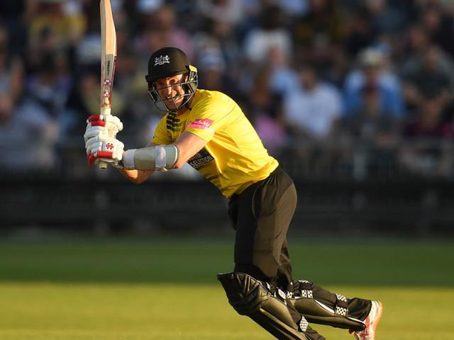 Babar, bowlers keep Somerset motoring against winless Glamorgan