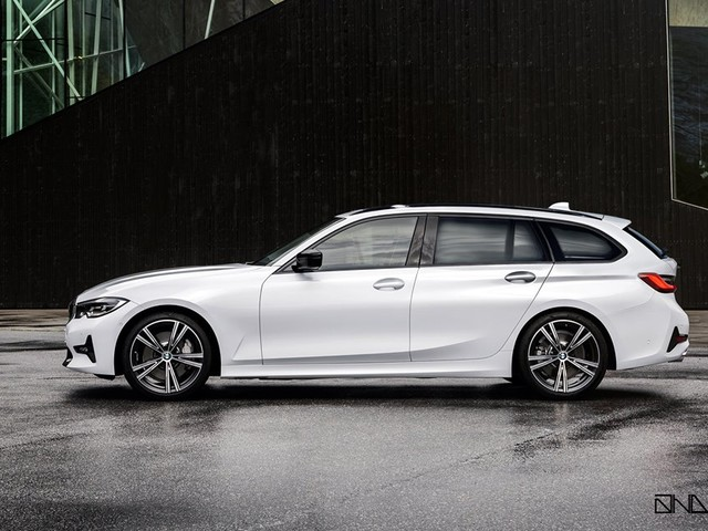 If the G80 BMW M3 gets all-wheel drive, wagon variant is a must