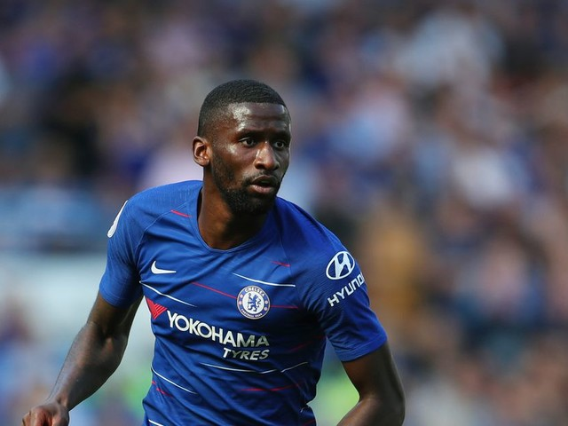 Rüdiger feeling 'alive' at Chelsea once again thanks to Sarri's tactics
